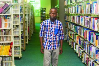 Gorata Matome, Student, University of Botswana, Gaborone