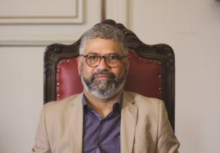 Professor Allan Rocha de Souza, University lecturer, Brazil