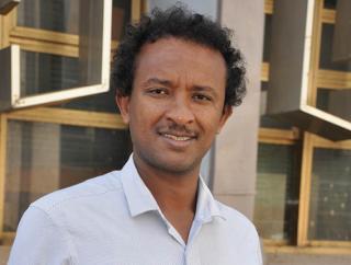 Solomon Mekonnen Tekle, University Librarian, Ethiopia