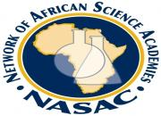 The Network of African Science Academies (NASAC) logo