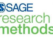 SAGE research methods logo.